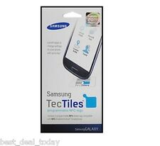OEM Samsung Tectiles Tec Tiles Programmable NFC Tags For Galaxy S3 S III 3 T999