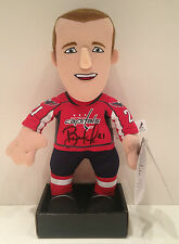 *NEW* Capitals BROOKS LAICH Autographed AUTO Bleacher Creature Doll *EXCLUSIVE*