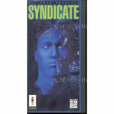 Syndicate For 3DO Vintage