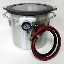 TPP Vacuum Chamber 3 Gallon Vacuum Chamber with Polycarbonate Lid
