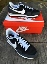 MEN'S NIKE AIR PEGASUS 83 BLACK/WHITE/ANTHRACITE-FLT SILVER US14 599124-010 NIB