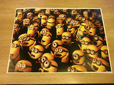 Sticker Bomb sheet - MINIONS - A4 size