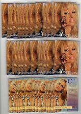 1X 1996 PAM ANDERSON PROMO Playboy SAMPLE Pamwatch PROTOTYPE Bulk Lot available