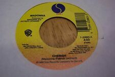 MADONNA CHERISH / SUPERNATURAL 45 RPM EP RECORD 1989