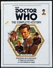 DOCTOR WHO THE COMPLETE HISTORY VOLUME 71 THE ELEVENTH DOCTOR BOOK BBC 2015
