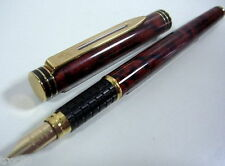 STYLO WATERMAN EXCLUSIVE PLUME OR ANCIEN DE COLLECTION ANNEES 1980