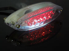 28 Led Brake Tail Light For Suzuki ATV LTZ King Quad Runner DR DRZ 650 400 Clear