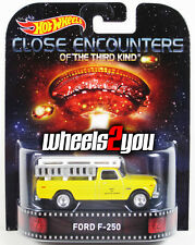 FORD F-250 Close Encounters - 2015 Hot Wheels Retro Entertainment