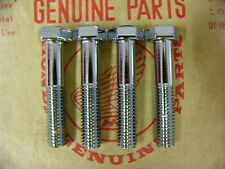 Honda CB 750 Four K0 - K2 Schrauben Set für Lenkerhalter Bolt Set holder, handle