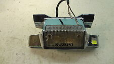 1983 Suzuki GS550 L D GS 550 S341. fornt trim cover and driving light