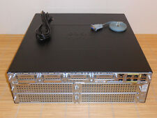 Cisco 3925/K9 ISR2 Router SPE100 1GB DRAM