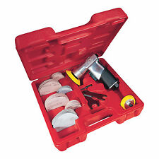 Chicago Pneumatic CP7200S Mini Random Orbital Sander Kit