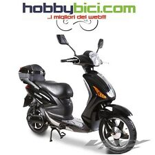 Motorino Scooter Bicicletta Elettrica E-Scooter Z-tech t-09 250w 48v Viky nero