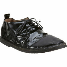 New MARSELL Distressed Patent Leather Oxfords Boots Barneys EUR 39 $750