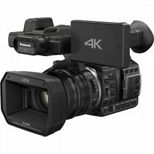 Panasonic 4K Ultra HD Camcorder with 24p Cinema / 60p Video Recording HC-X1000
