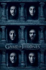 GAME OF THRONES HALL OF FACES POSTER  91.5 X 61 CM OFFICIAL MERCHANDISE