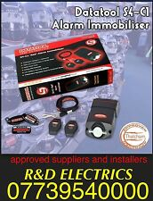 Datatool Alarm S4red Cat1 Supplied And Fitted 07739540000