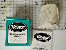 WISECO 2147P2 PISTON KIT 440 SKIDOO BOMBARDIER SKI DOO PISTON RINGS ROTAX SNOW