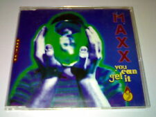 MAXX 4 TRACKS CD YOU CAN GET IT (1994)