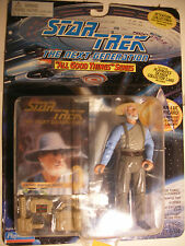 Playmates 1995 Action Figure STAR TREK NEXT GENERATION JEAN-LUC PICARD