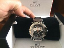2009 Tissot Men's Black MotoGP T-Race Chronograph Watch