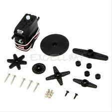 SpringRC SM-S4306R Large Continuous Rotation 360 Degree Plastic Servo Metal Gear