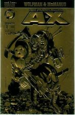 The man called a-x # 1 (oro foil Limited Edition) (! bravura, ee. UU.)