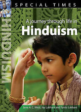 Hinduism (Special Times),Lakhani, Seeta, Lakhani, Jay, West, Jane A. C.,New Book