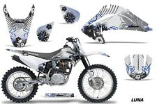 Honda CRF 150/230F Graphic Kit AMR Racing Decal Sticker Part 03-07 LUNA BLUE