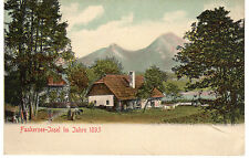 271216# AK FAAKERSEE-INSEL um 1893      #005