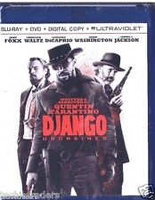 Django Unchained (Blu-ray+DVD+Digital+UV, 2013), 2-Disc Set,