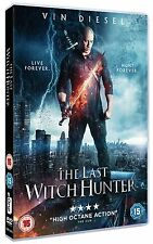 The Last Witch Hunter DVD (Vin Diesel) New/Sealed