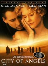 City of Angels  DVD Nicolas Cage, Meg Ryan, Andre Braugher, Dennis Franz, Colm F