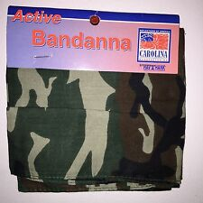 ROTHCO LADIES SMALL SIZED CAMOFLAGE SHIRT MY SOLDIER MY HERO MY SON W/ BANDANA