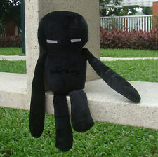 "Minecraft Pe Enderman 10"" Plush Toy Game Lovely Cool Stuffed Animal Soft Doll"
