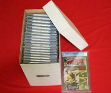 3 CGC American Comic And Magazine Boxes - Each Holds approx.30-32 Slabbed Comics
