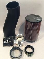 Yamaha Raptor 700 58mm Billet Throttle Body K&N Air Filter Intake Kit 06 07 KN