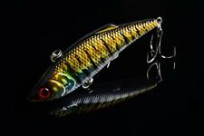 1pc VIB Mepps Fishing tackle 8cm/11.8g peche Hard Lure Wobbler baits bass  NEW