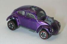 Redline Hotwheels Purple 1968 Custom Volkswagen oc7774