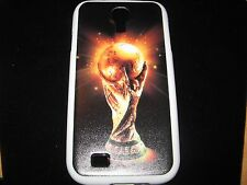 Soccer Hard Cover Case for Samsung S4 IV  FIFA World Cup Football New Case