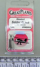 Solder clevis for .074 wire/cable GreatPlanes ref: GPMQ3810 - pack of 2