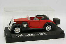 Solido 1/43 - Packard Cabriolet Rouge
