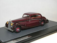 Matrix scale models, 1935 Hispano-Suiza k6 coach mouette by Henri chapron, 1/43