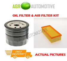 DIESEL SERVICE KIT OIL AIR FILTER FOR FORD TRANSIT 80 2.5 76 BHP 1997-00