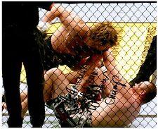 ANDREI ARLOVSKI Signed Autographed UFC MMA 8X10 PIC. A