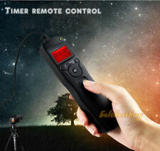 NEW intervalometer Timer Remote control For CANON 450D 1000D 500D T5 SLR RS-60E3