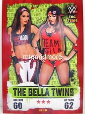 Slam Attax Takeover - #284 The Bella Twins