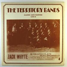 """12"""" LP - Zack Whyte  - The Territory Bands - Classic Jazz Masters - L5103h - RAR"""