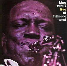 King Curtis-King Curtis Live at Fillmore West CD NEW