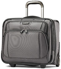 Samsonite DK3 Collection TR Underseater Briefcase Carry On Luggage - Charcoal